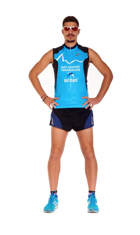 "Maillot Homme sans manche ""Ultra-Trail"""