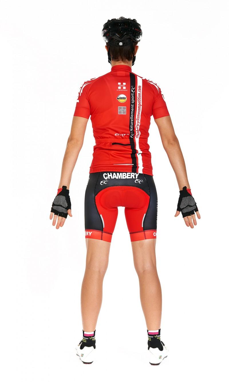 Tenue cyclisme personnalisée femme compétition M9