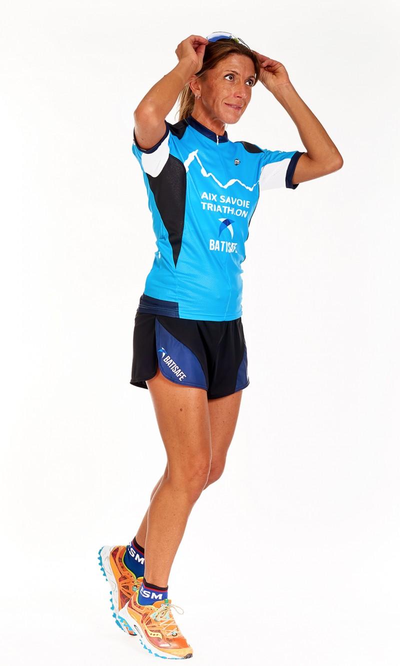 Short Femme Running