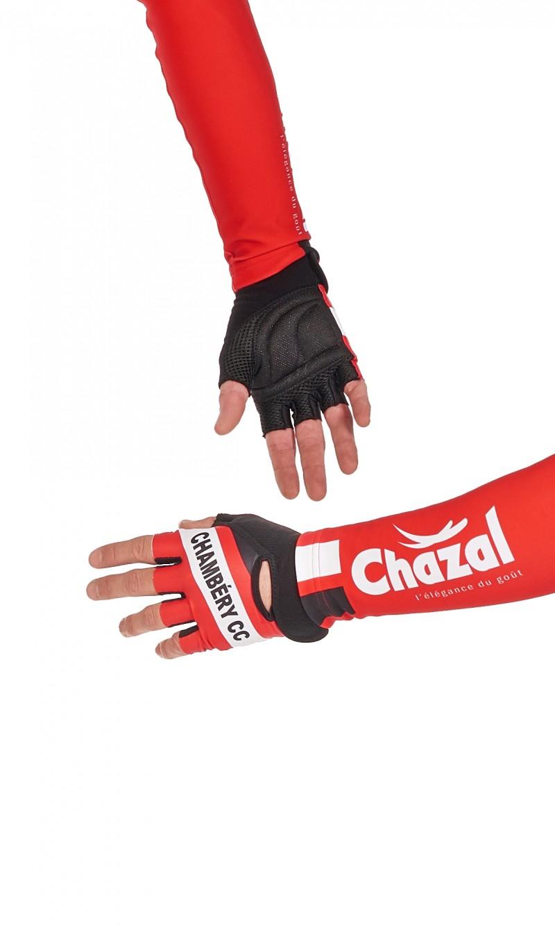 Gant Cyclisme avec éponde et fermeture velcro