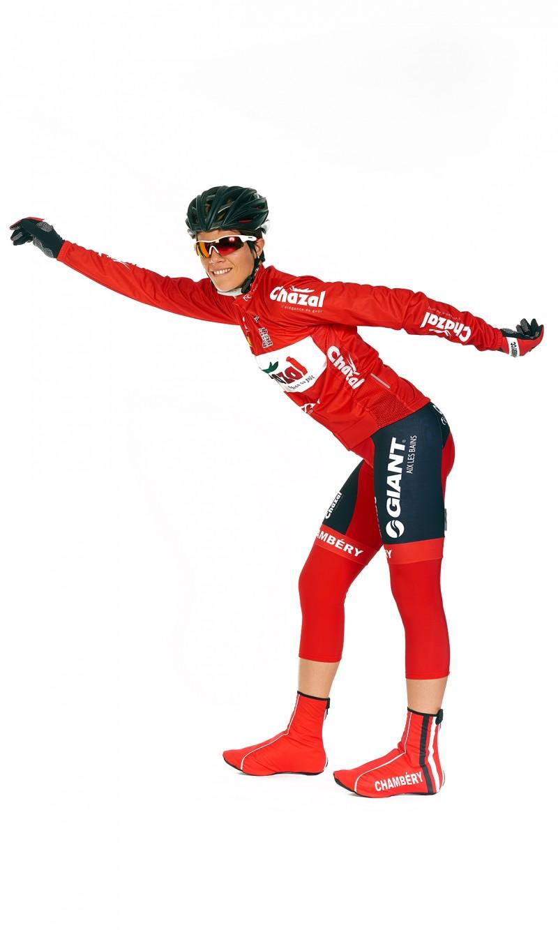 Coupe-Vent Femme compétition cyclisme