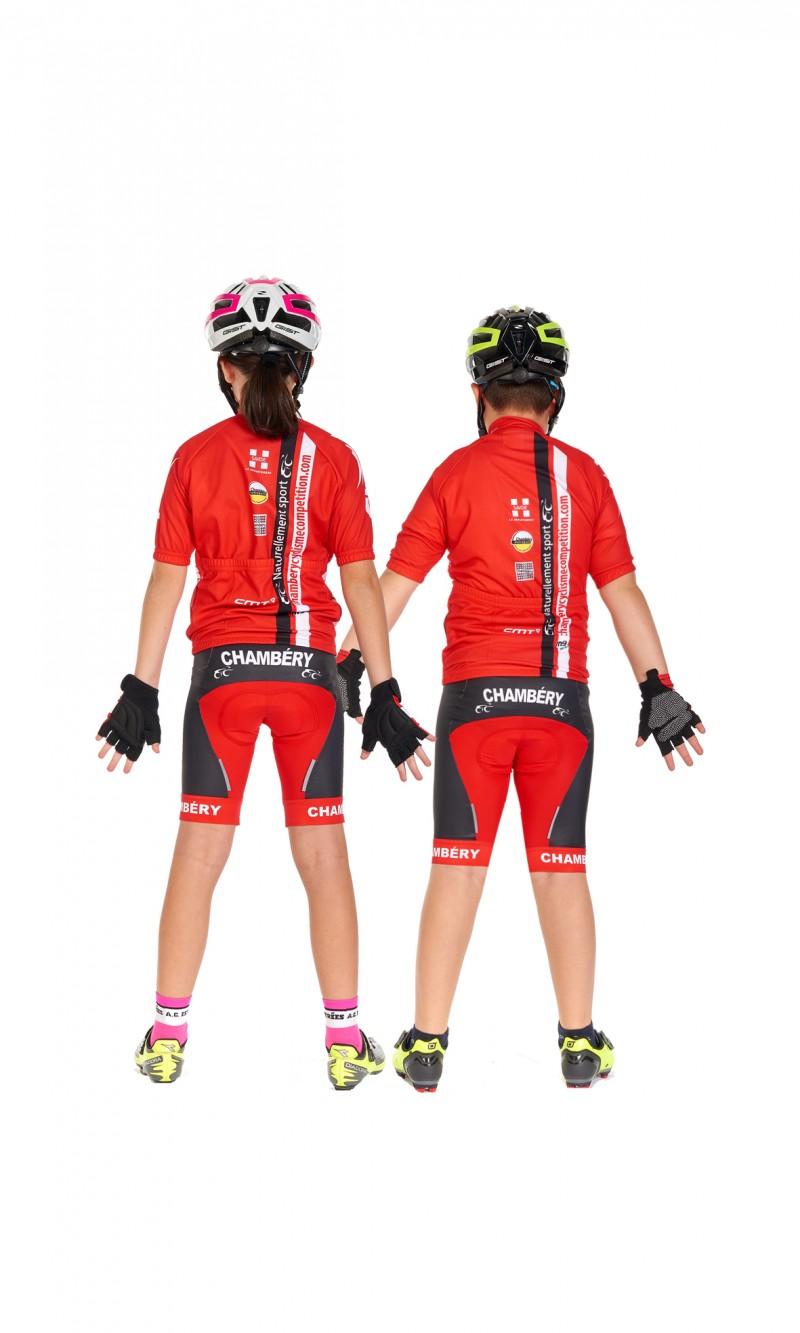 Maillot MC cyclisme enfant