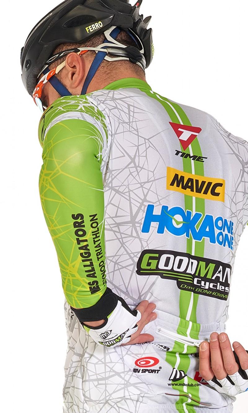 Maillot MC Homme Cyclisme  personnalisé