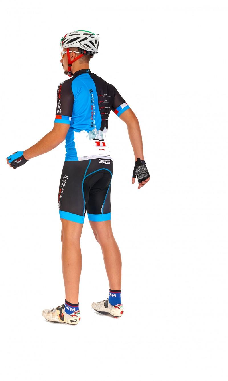 Maillot MC Mixte Cyclisme personnalisé club