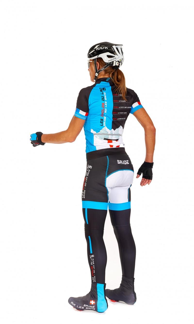 Maillot MC Spécifique féminin cyclisme compétition personnalisé club