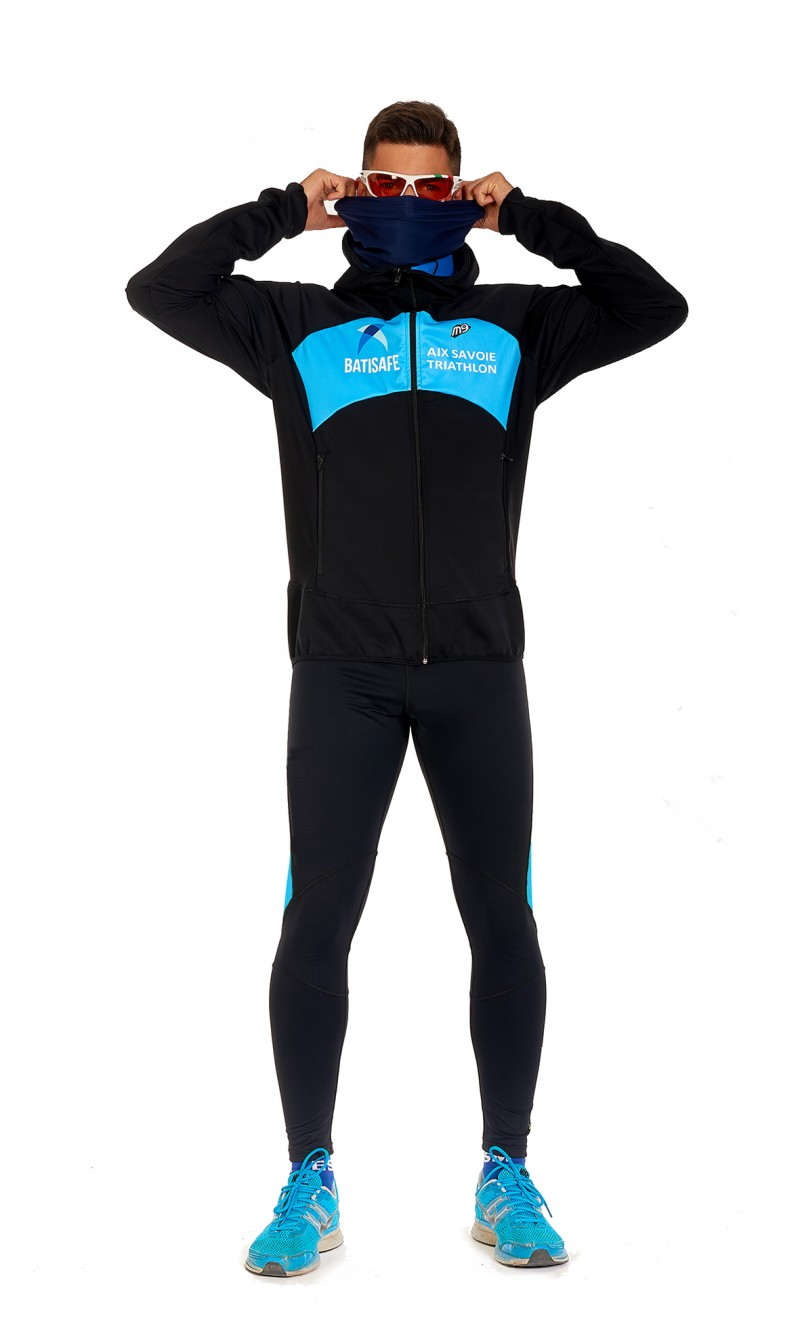 Collant long Homme Running club