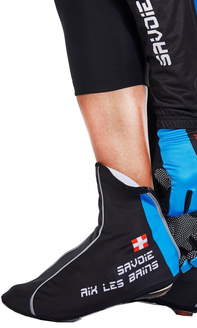 Couvre-Chaussure hiver Mixte Cyclisme personnalisé club sublimation