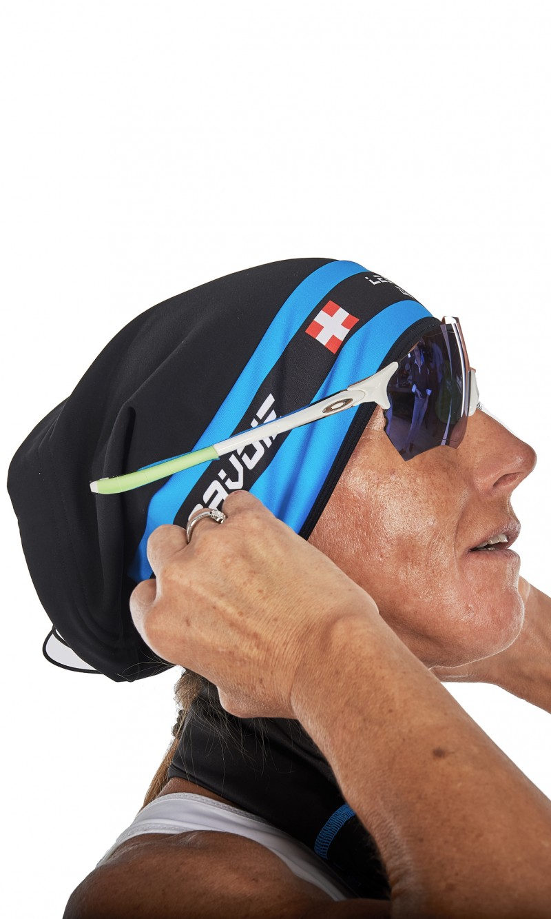 Bonnet hiver cyclisme personnalisé club