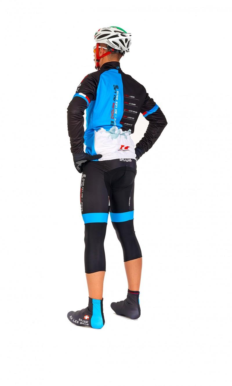 Veste windtex demi-saion Mixte Cyclisme Personnalisée
