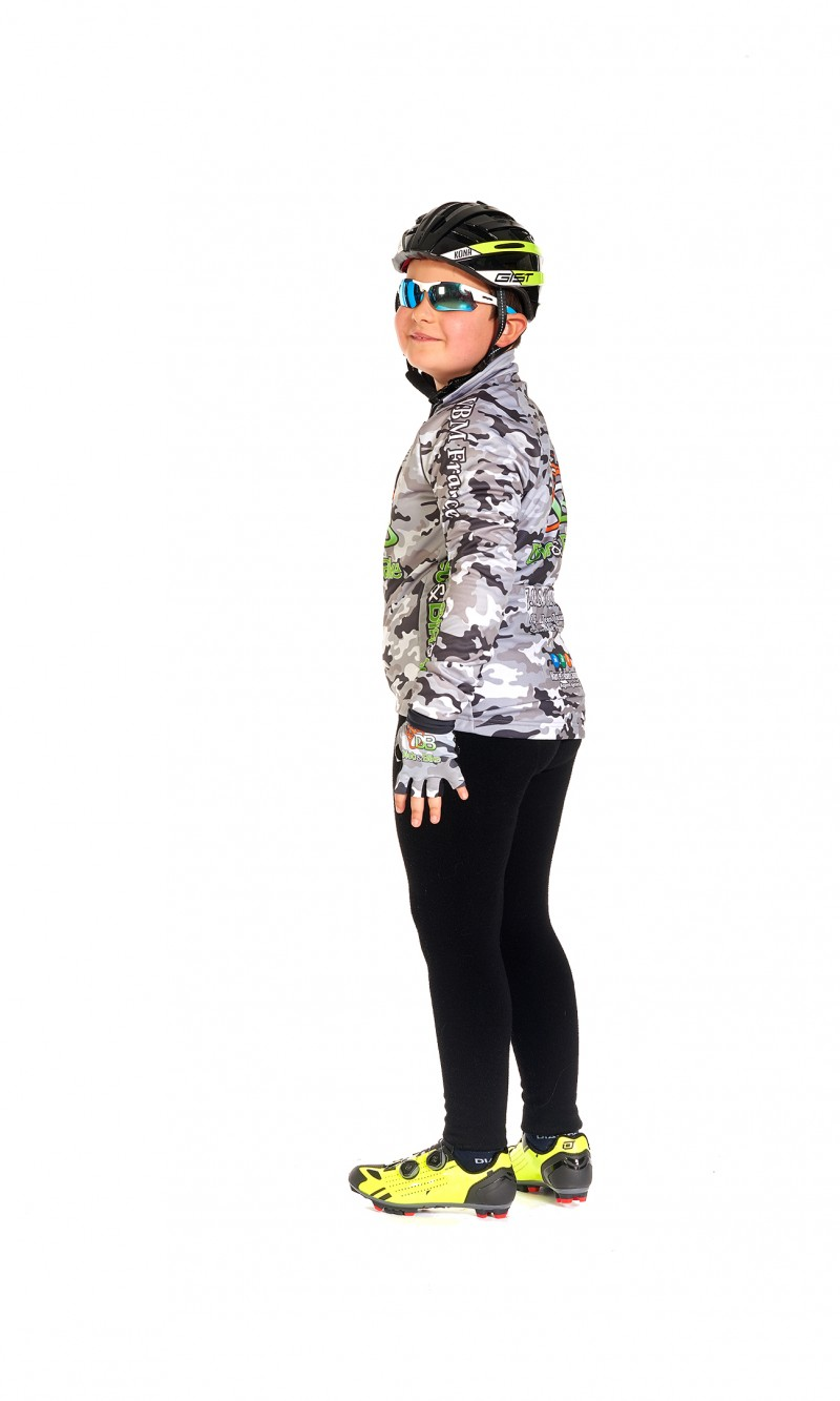 Veste demi-saison Enfant Cyclisme personnalisé club