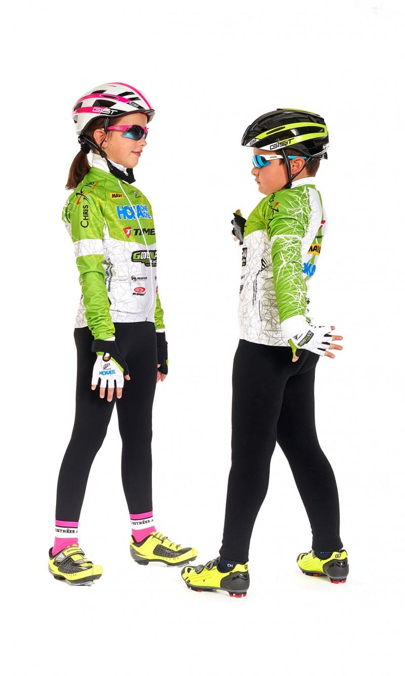 Veste Mixte Enfant Demi-saison Cyclisme personnalisé club