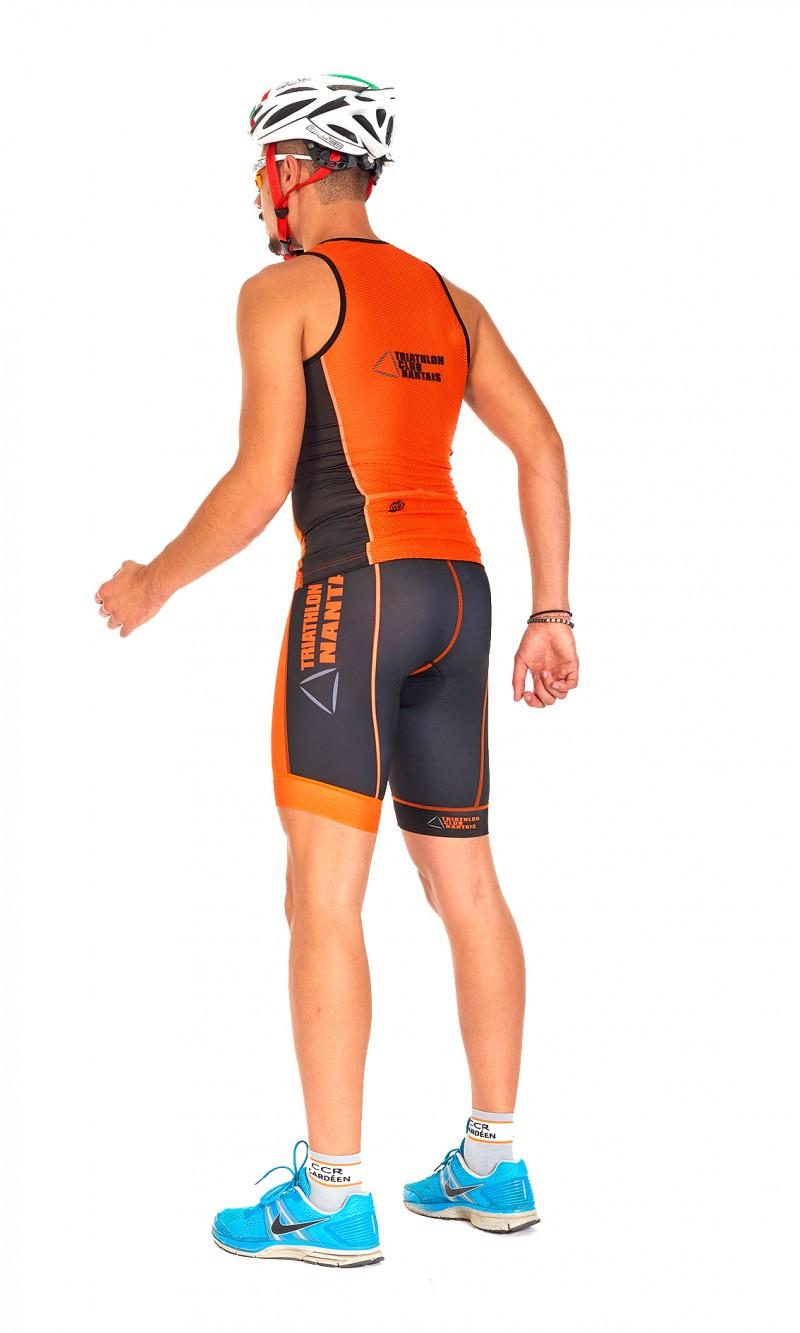 Shorty Triathlon Homme personnalisé