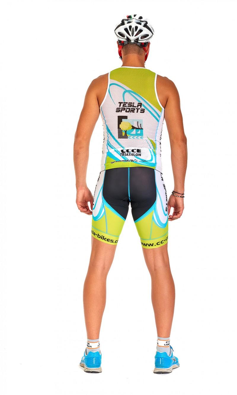 Top Triathlon Homme personnalisé