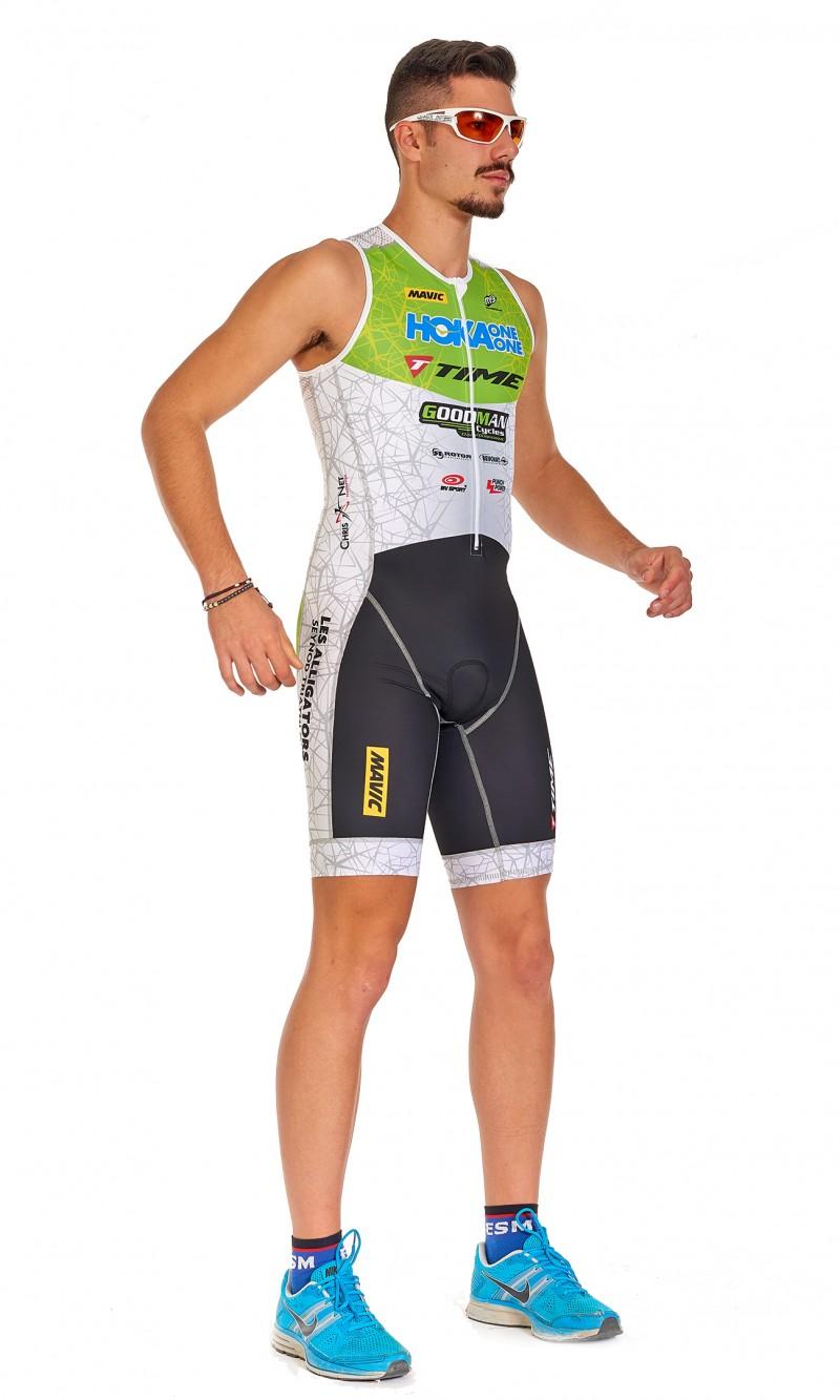 Combinaison Triathlon Homme Longue distance personnalisée