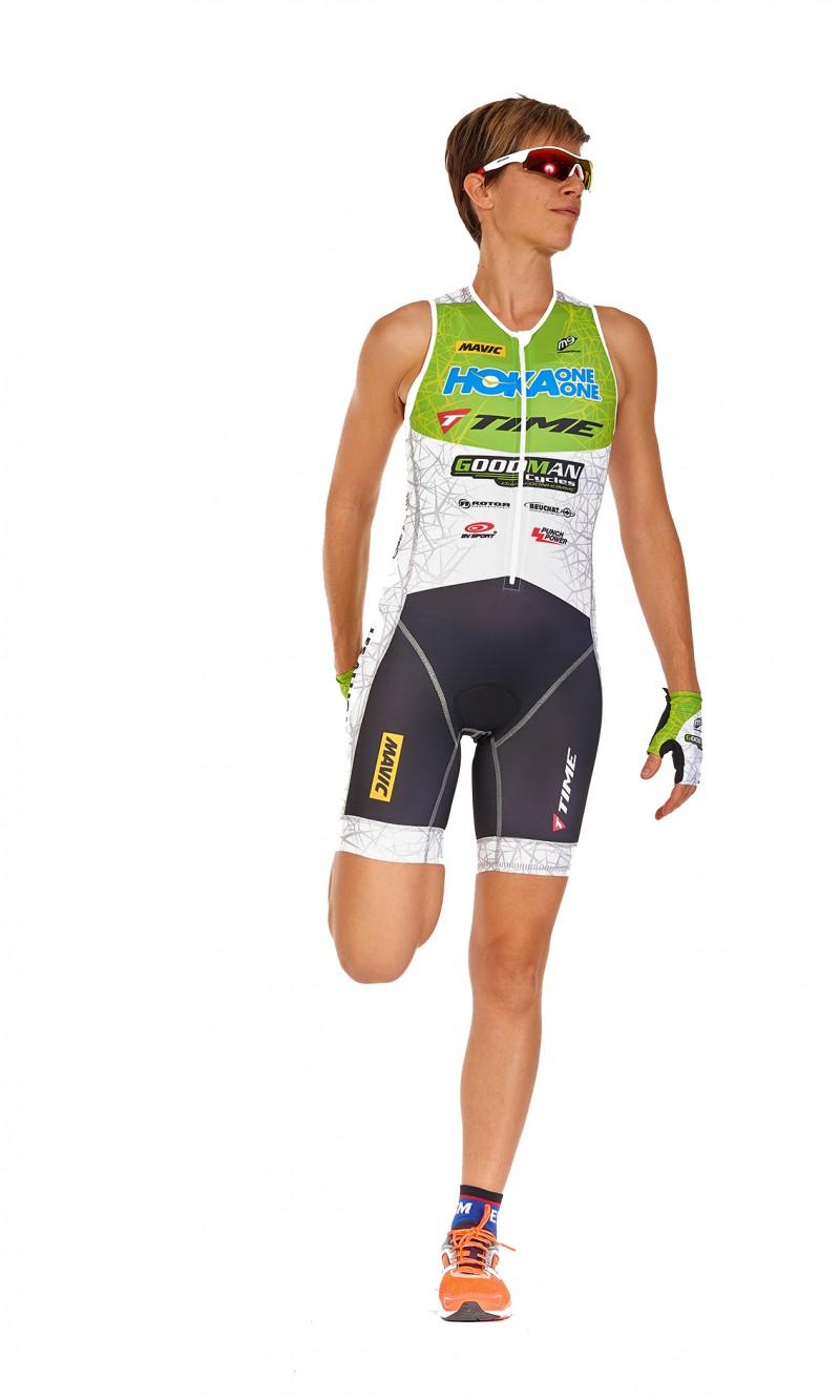 Combinaison Triathlon Femme Longue distance personnalisée